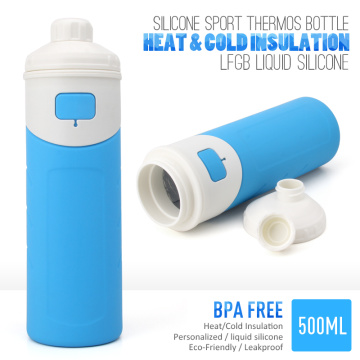 Durable Keep Cold Insulate |  Water Bottle