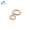Handbag Accessories Hardware Decorative D Ring Buckle