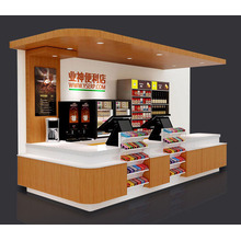 Supermarket And Retail Cashier Counter For Sale