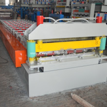 25m/min fast speed corrugated roof panel machine