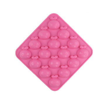 16 Holes Chocolate Jelly Candy Silicone Baking Mold