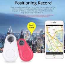 Smart Tracker GPS Locator Bluetooth Alarm Antilost Device For Mobile Child Bag Wallet Key Finder Locator Anti Lost alarm Tracker