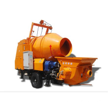 High Quality Small Concrete Mixer Pump