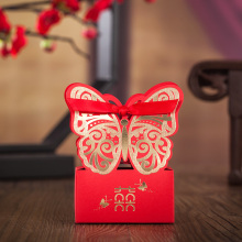 Chinese style candy chocolate box wedding