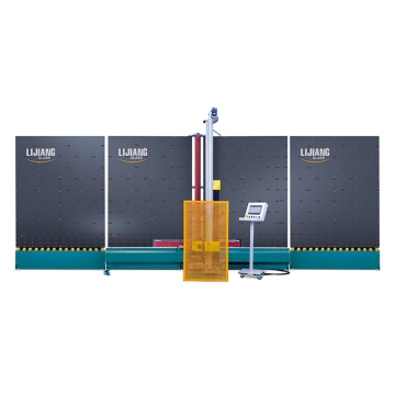 Glass Edging and Deleting Machine