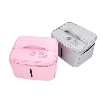UV LED Smart Portable Sterilizing Box With Micro-USB
