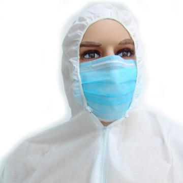 Sterile surgical gown for hospital and clinic
