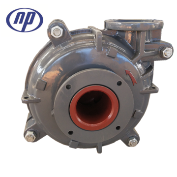 8/6 E-HA Series  suction sand Pump