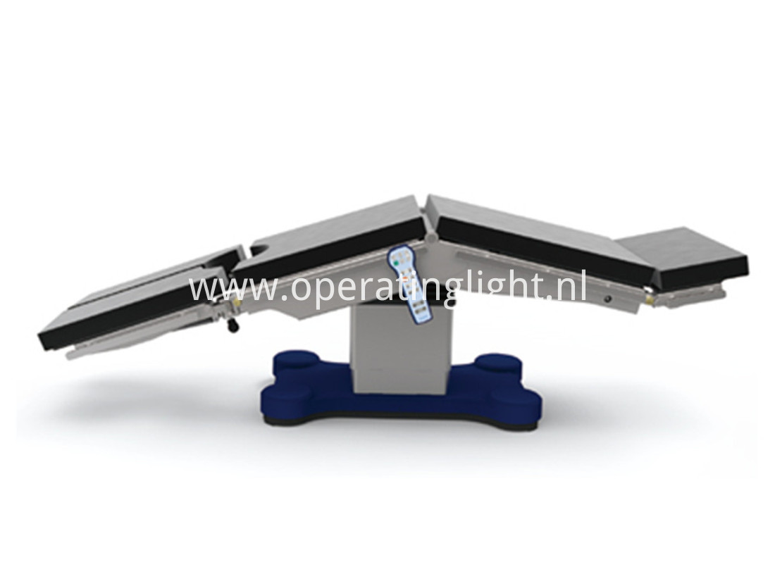 New model electric hydraulic operating table