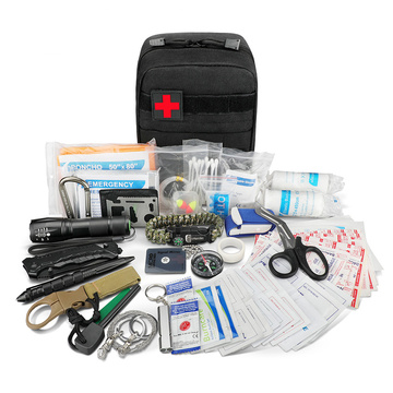 Bug out bag emergency survival kit camping outdoor