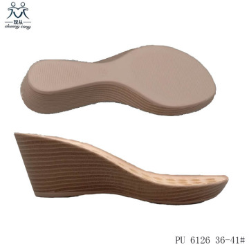PU Sole for sandals