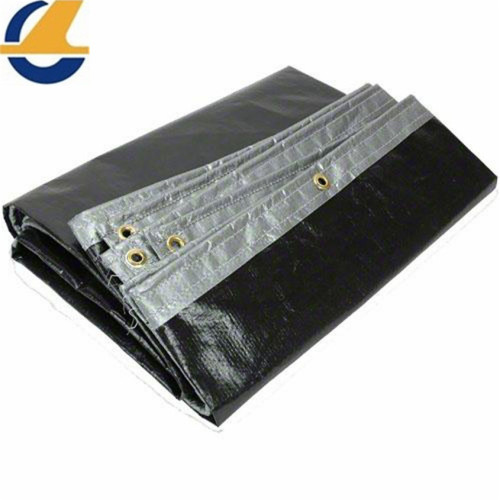 Thicker fabric waterproof  anti resistance poly tarps