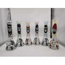 Newest Gorilla Decal Glass Bongs
