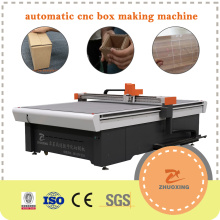 Cardboard Grooving Corrugated Box Making Machine