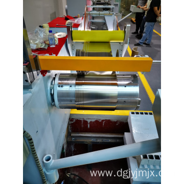 High-quality metal material splitting machine
