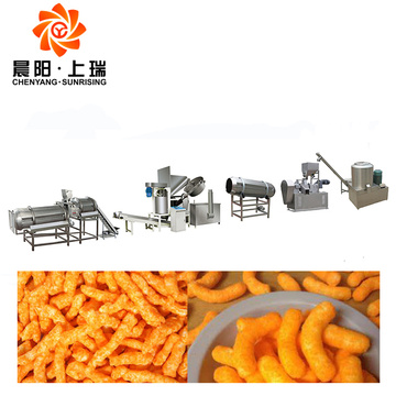 Kurkure Making Machines Kurkure Cheetos Production Line