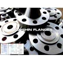 Forged flange forging flange carbon steel pipe flange