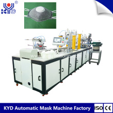 Automatic N95 Cup Mask After Process Making Machine