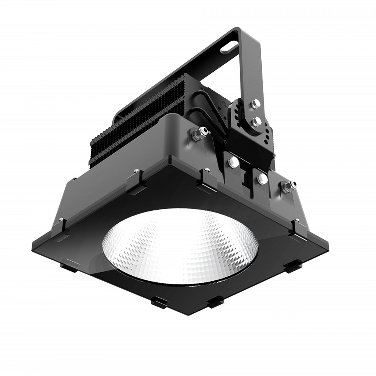 400w High Mast Stadium LED Flood Light (2)