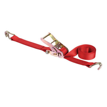 35mm Ratchet Lashing Belt with Heavy Duty Handle Buckle