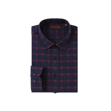Men's Check Cotton Shirts