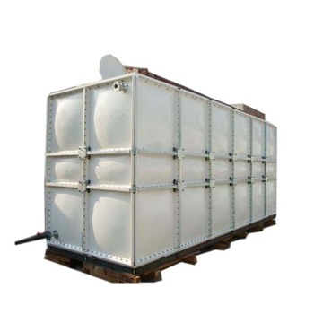 Milieuassemblage SMC FRP Watertank