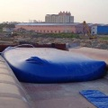 PVC.PE TPU flexible water tank 100000L