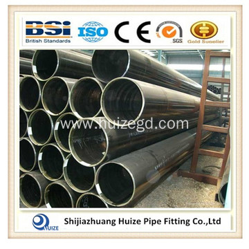 Seamless low carbon steel tubes