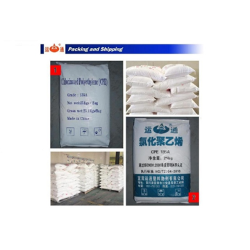 CPE (Chlorinated Polyethylene) 135A