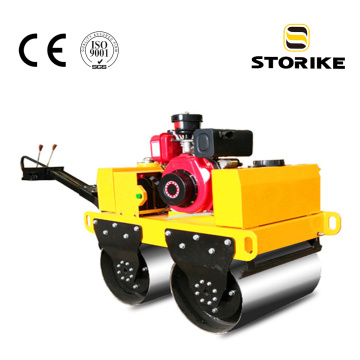 Walk behind asphalt vibratory roller for sale