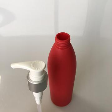 300ml HDPE cone bottle with pump