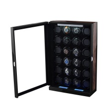 24 rotors watch winder with led light