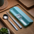 Wholesale Stainless Portable Flatware Travel Cutlery