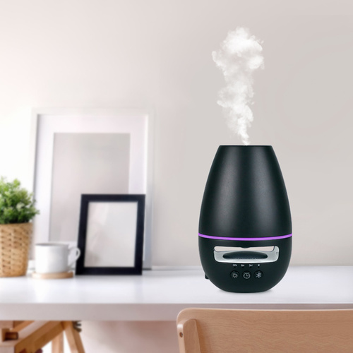 Best Hotel Aromatherapy Air Diffuser with Bluetooth Speaker