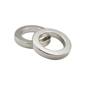 High working temperature large ring permanent Magnet