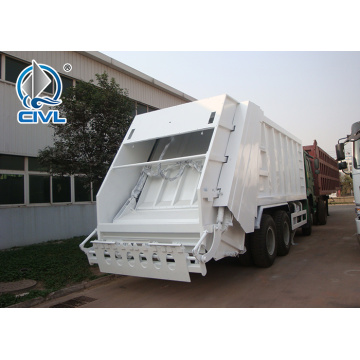 Sinotruk  Compression type garbage truck