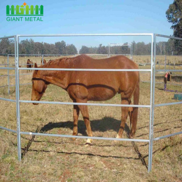 Durable Security PVC 3 Rails Horse Fence/Cattle Fence