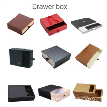 Sliding Drawer Gift Paper Packaging Box