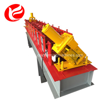 Galvanized sheet light keel steel roll forming machines