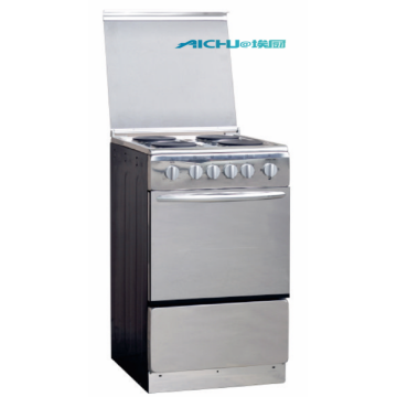Stainless Steel Electric Gas Oven