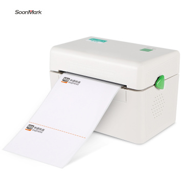 Direct thermal barcode shipping label printers 4x6