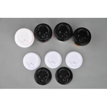PS plastic coffee lid