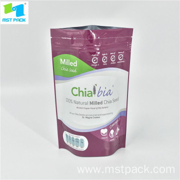 Plastic Customized Printed Seed Bag With Aluminum Barrier