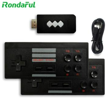 4K Retro Video Game Console High Definition Games Player Handheld Controller HDMI Output Built-in 568 Classic Games Dual Players
