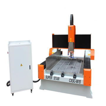 3D granite engraving machine