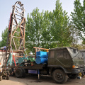 300meters depth Reverse Circulation Drilling Rig