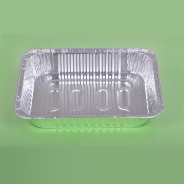 Big Disposable Aluminum Foil Party Pan