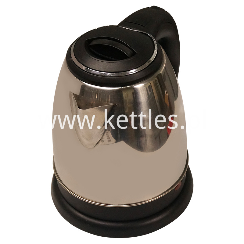 Arab stianless steel kettle