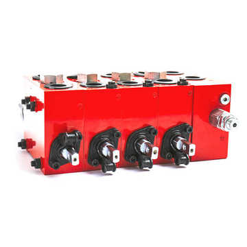 engineering hoisting machinery hydraulic valves
