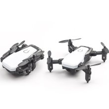 WiFi Quadcopte Aircraft with Headless Mode Remote Control Helicopter Mini Drone Quadcopter with LED night light Indication